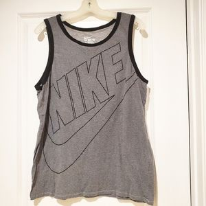 Nike Athletic Cut Tank Top